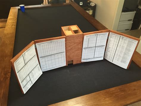 Diy Dm Screen Wood
